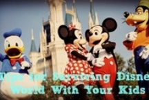 We Love Disney!  / The Twins love to visit Disney! Here are a few tips that we have gathered on creating the best Disney experience for your family. xx NG  / by Nancy Grace