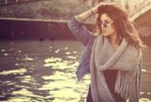 SCARVES+outfits