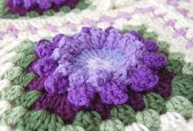 Crochet Afghans,Throws and Blankets