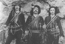 Freedom Fighters of Pontus / These men, and women, armed themselves and protected the Greek population of Pontus during the years 1914-1923 and the genocide.