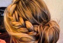 beauty : hair and make up ideas / napady na ucesy, make up, nechty,...