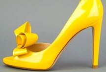 Brilliant Bows. / We have a special place in our hearts (and our closets) for bows + high heels. Bows + high heels go together better than mac + cheese; peanut butter + jelly; Bert + Ernie; gin + tonic. We are Vivian Lou. We help women look + feel better in heels. www.vivianlou.com.