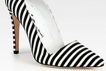 Sassy Stripes. / From nautical designs to candy striper prints, we are obsessed with stripes + high heels! We are Vivian Lou. We help women look + feel better in high heels. www.vivianlou.com