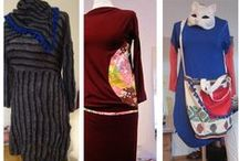 Selbstgenäht Mibaboku Fashion / Folklore Style made with love. Handmade Designs