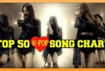 Top 50 K-Pop Song Charts / Charts where you vote for your Top 10 K-Pop Songs.
