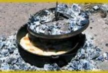 Dutch Oven Recipe Ideas / Recipes and ideas for cooking meals in the classic dutch oven- while traveling, camping or living in an Airstream.
