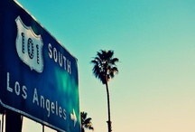 We love L.A. / Los Angeles: The City of Angels / by 247 Delivers