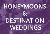 Honeymoons & Destination Weddings