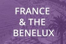 France & The Benelux