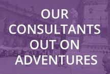 Our Consultants Out On Adventures