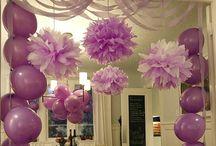 Birthdays and Celebrations / by Carla Kingsbury