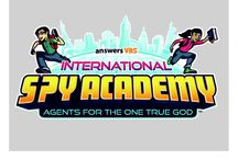 VBS Spy/Detective 2014 / by Vickie Ezell