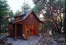 Cabins & Getaways / Cabins, tiny houses, and other retreats in the Pacific Northwest and beyond. / by Hammer & Hand