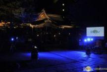 なわコレ2013 street fashion show / 2013年9月21日。長野県松本市の「なわて通り」にある四柱神社の参道をランウェイに見立て、ファッションショーを開催。 アマチュアモデルを中心に、ゲストモデル含めて計40人超がウォーキング!!