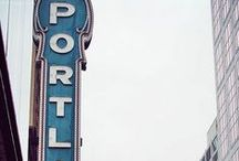 Portland Places / Spots to visit when in Portland, OR. / by Hammer & Hand