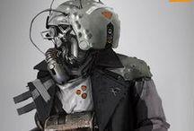 Future & cyberpunk