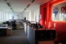 Redesign kanceláře 2014 / Změna interiéru