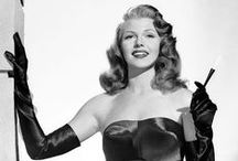 RITA HAYWORTH / #actress #hollywood  #movie
