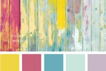 Color inspiration / Colors make us feel different, comfort us and help our imagination to create...