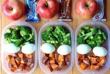 SiS Healthy Meal Prepping / Prep meals ahead and help you and your family maintain good health and good choices all week long.