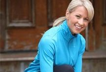 Erica Willick / Erica is the creator of the SistersInShape blog, co-founder and CEO of GORGO Fitness Magazine, a UFE Champion, a Mommy, a Wife and more!
