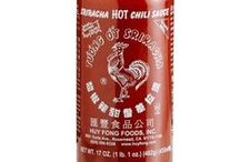 Sriracha recipes / Food recipes based on Sriracha-sauce