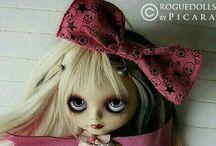 ♥Roguedolls. / Blythe.