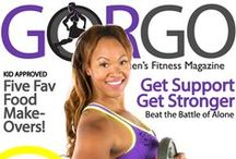 GORGO Magazine / A Fitness Magazine For All Women, All Shapes, All Sizes, All Natural