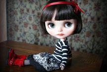 ♥AlmondDoll. / Blythe.