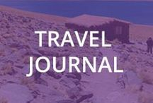 Travel Journal / Journal entries from our globe-trotting travel consultants, seeking out the best destinations, attractions, and accommodations for travelers.