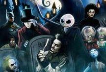 Tim Burton/Johny Depp/Helena Bonham Carter