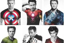 My Super Heroes / About Super Heroes