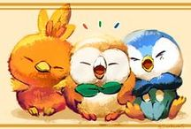 ❤ Kawaii Pokemon ❤ / Pokemons!!!