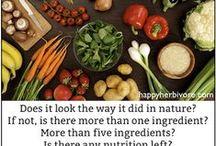 Whole vs Processed food