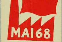 CULTURA: Francia: el Mayo del 68 i la gráfica de protesta