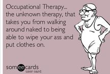 Occupational Therapy / by Julie Krodel