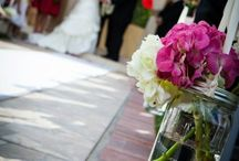 Wedding Ideas / Wedding dresses, flowers, centerpieces, decor, ideas, games, etc... / by Erin Hilligas (Gray)