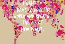 travel / Travel / by Ann Beverly