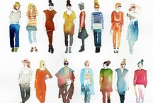 Fashion Illustration / by Jessica Murrieta