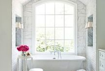 Bathrooms / by Amy Vermillion Interiors