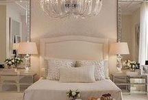 Bedrooms / by Amy Vermillion Interiors
