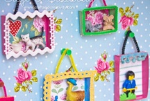 Cheap thrills & Upcycled Frills / by Debbie Griffin