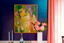 Color / by Amy Vermillion Interiors