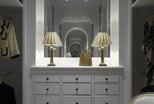 Closets & Dressing Spaces
