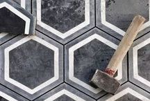Floor Coverings/Floors / by Amy Vermillion Interiors