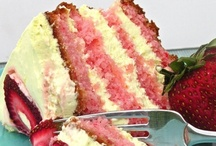 Cakes, cakes, cakes / by Lynda Coulter