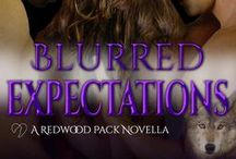 Blurred Expectations / Hannah Jamenson has babies on the brain. Every time that little test reads negative a little part of her dies and she feels like her Healing powers are failing her. Her mates, Josh and Reed, are doing everything they can to help her deal with their trials and losses, but they too feel like there is nothing they can do. Just when the lines of what they mean to each other go out of focus, an enemy from Josh's past is back to prove the things that go bump in the night are real.