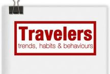 Business travelers / Some dataviz and infographies about travelers