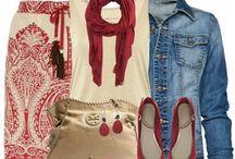Clothes I'd Wear / by Jennifer Marting
