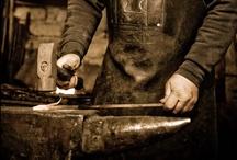 Blacksmithing / by Levi Mosby